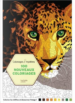 100 nouveaux coloriages by Jérémy Mariez