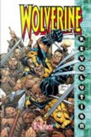 Wolverine by Steve Skroce