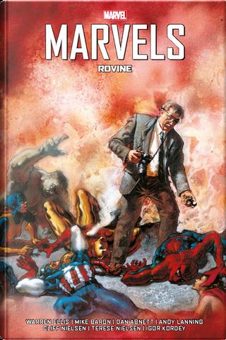 Marvels by Mike Baron, Andy Lanning, Mariano Nicieza, Dan Abnett, Warren Ellis