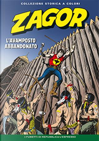 Zagor collezione storica a colori n. 127 by Francesco Gamba, Gallieno Ferri, Guido Nolitta, Marcello Toninelli, Mauro Boselli, Mauro Laurenti