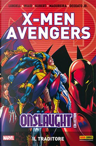 X-Men & Avengers Onslaught Collection vol. 1 by Joe Quesada, Mark Waid, Scott Lobdell