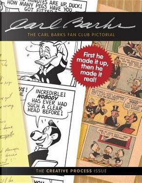 The Carl Barks Fan Club Pictorial by Carl Barks