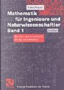 Mathematik für Ingenieure und Naturwissenschaftler Band 1. Ein Lehr- und Arbeitsbuch für das Grundstudium by Lothar Papula