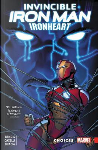 Invincible Iron Man Ironheart 2 by Brian Michael Bendis