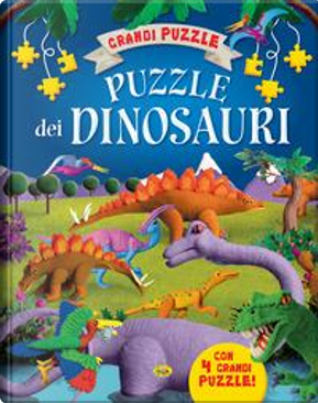 Puzzle dei dinosauri by Aa.vv.