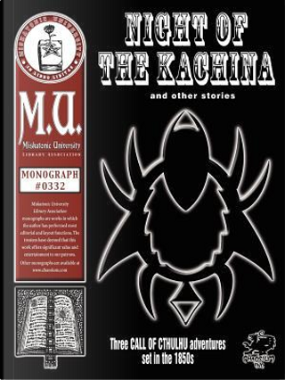 Night of the Kachina by J. Semple