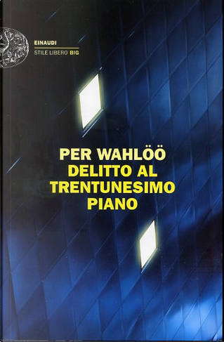 Delitto al trentunesimo piano by Per Wahlöö