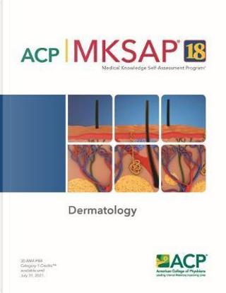 MKSAP® 18 Dermatology by Bryan Anderson (editor)