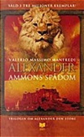Alexander by Valerio Massimo Manfredi