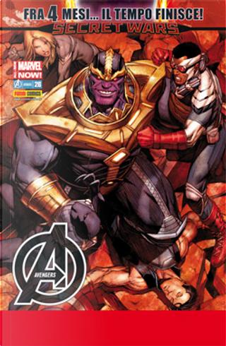 Avengers n. 41 by Frank Barbiere, Jonathan Hickman, Kelly Sue DeConnick, Nick Spencer, Warren Ellis