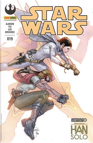 Star Wars #19 by Jason Aaron, Marjorie Liu
