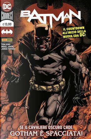 DC Connect: Batman by Jorge Fornés, Mikel Janín, Tom King
