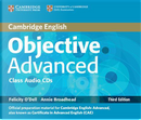 Objective Advanced Class Audio CDs (2) by Felicity O'Dell
