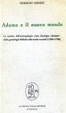 Adamo e il nuovo mondo by Giuliano Gliozzi
