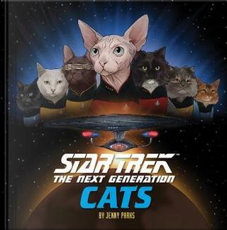 Star Trek,The Next Generation Cats by Jenny Parks