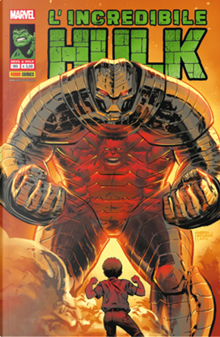 L'Incredibile Hulk n. 185 by Brian Ching, Gabriel Hardman, Greg Pak, Jeff Parker, Paul Pellettier, Rob Williams, Victor Drujiniu