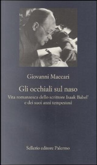 Gli occhiali sul naso by Giovanni Maccari