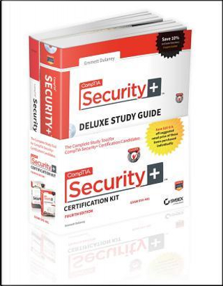 CompTia Security + by Emmett Dulaney