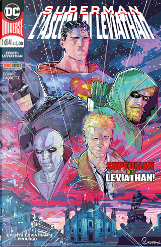 DC Crossover n. 1 by Brian Michael Bendis