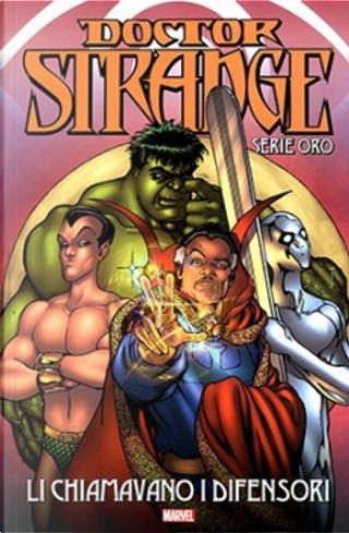Doctor Strange: Serie oro vol. 18 by Simon Spurrier, J. M. DeMatteis, Keith Giffen