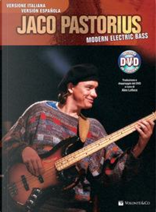 Modern electric bass. Con DVD by Jaco Pastorius