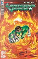 Lanterna Verde #36 by Justin Jordan, Robert Venditti, Van Jensen