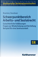 Schwerpunktbereich Arbeits- Und Sozialrecht by Winfried Boecken
