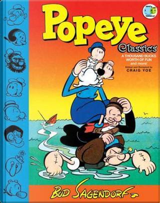 Popeye Classics 5 by Bud Sagendorf