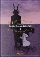 The Girl from the Other Side Siuil, A Run 3 by Nagabe