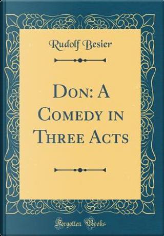 Don by Rudolf Besier