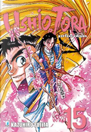 Ushio e Tora Perfect Edition vol. 15 by Kazuhiro Fujita