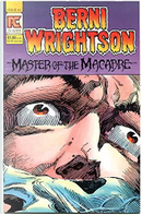 Master of the Macabre n. 1 by Berni Wrightson