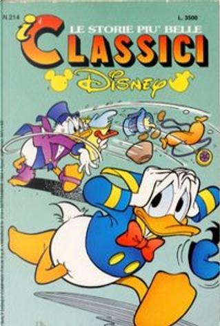 I Classici di Walt Disney (2a serie) n. 214 by Abramo Barosso, Bruno Concina, Ed Nofziger, Giampaolo Barosso, Giorgio Pezzin, Guido Martina, Massimo Marconi, Rodolfo Cimino