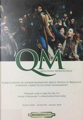 QM Questione meridionale n. 1 nuova serie, anno XIX, marzo 2018