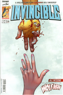 Invincible n. 56 by Robert Kirkman