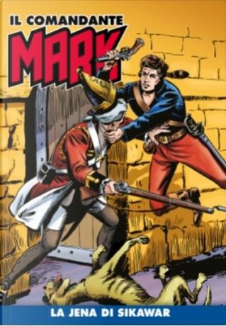 Il comandante Mark cronologica integrale a colori n. 30 by EsseGesse, Mario Volta