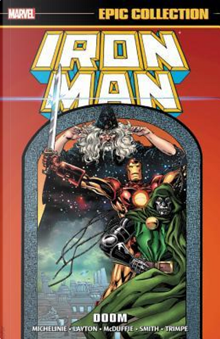 Epic Collection Iron Man 15 by David Michelinie