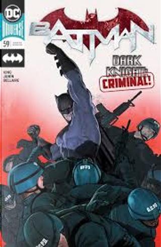 Batman #60 by Tom King