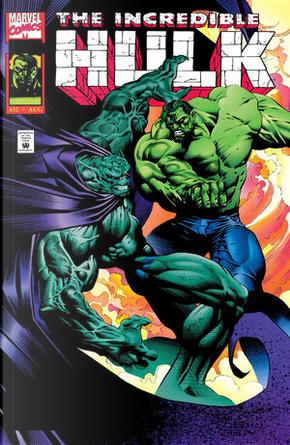 The Incredible Hulk vol. 1 n. 432 by Peter David