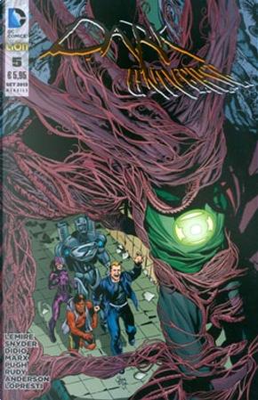 Dark Universe n. 5 by Christy Marx, Dan Didio, Jeff Lemire, Scott Snyder, Travis Moore