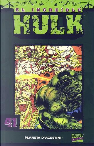 El Increíble Hulk. Coleccionable #41 (de 50) by Peter David