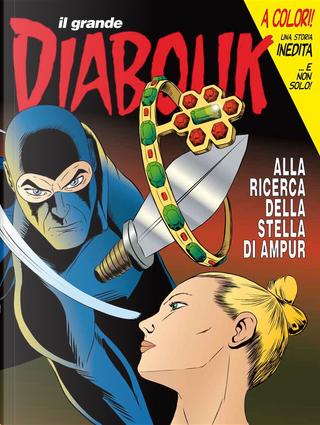 Il grande Diabolik n. 25 by Emanuele Barison, Mario Gomboli, Roberto Altariva, Tito Faraci