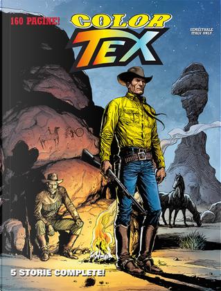 Color Tex n. 10 by Francesco Testi, Jacopo Rauch, Luca Barbieri, Mauro Boselli, Moreno Burattini