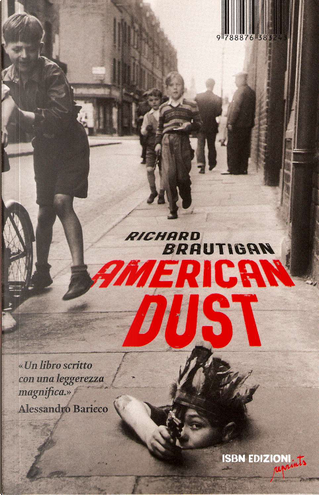 American dust by Richard Brautigan