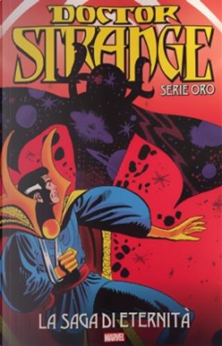 Doctor Strange: Serie oro vol. 8 by Dennis O'Neil, Roy Thomas, Stan Lee, Steve Ditko