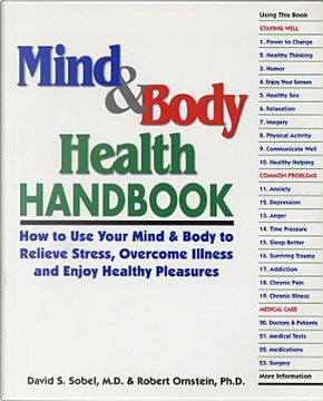 Mind & Body Health Handbook by David S., M.D. Sobel