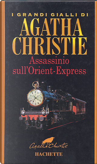 Assassinio sull'Orient-Express by Agatha Christie
