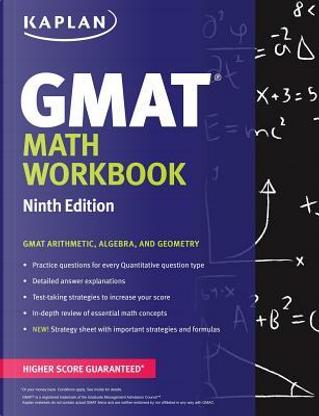 Kaplan GMAT Math by Inc. Kaplan