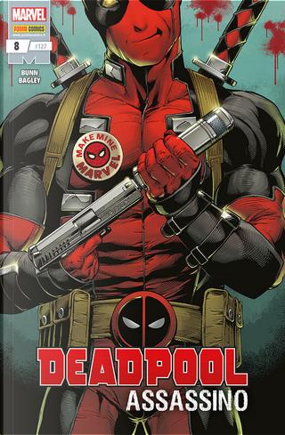 Deadpool n. 127 by Cullen Bunn