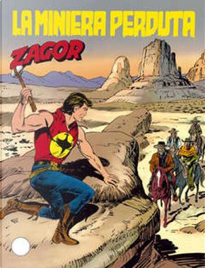 Zagor n. 364 (Zenith n. 415) by Mauro Boselli